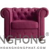 Quitaque Chesterfield Chair 04-2