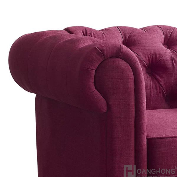 Quitaque Chesterfield Chair 04-3