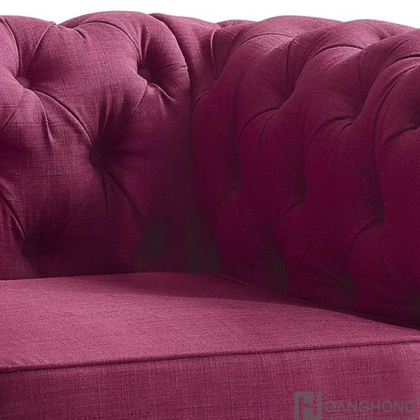 Quitaque Chesterfield Chair 04-5