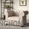 Quitaque Chesterfield Chair01-1