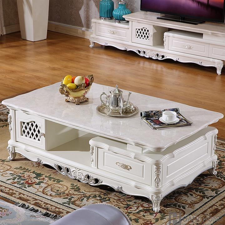 Bàn sofa tân cổ điển HHP-BSF2182-14 (Ảnh 1)